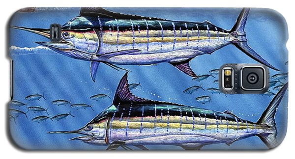 Marlins Twins Galaxy S5 Case