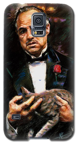 Marlon Brando The Godfather Galaxy S5 Case