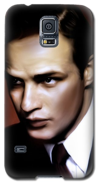 Marlon Brando Tribute Galaxy S5 Case