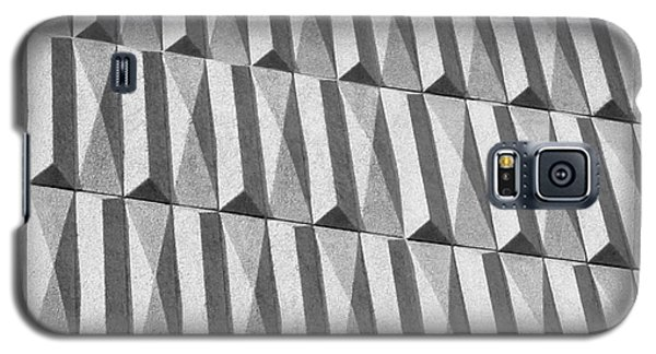Marquette University Patterns Galaxy S5 Case by University Icons