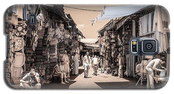 Marrakech Souk Galaxy S5 Case