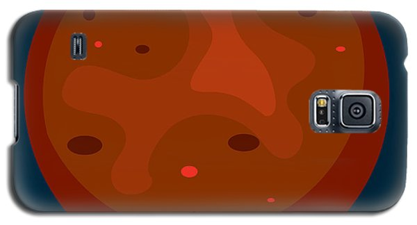 Mars Galaxy S5 Case by Christy Beckwith