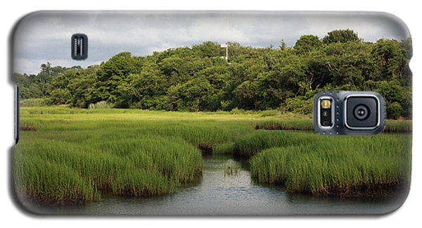 Marsh At High Tide Galaxy S5 Case