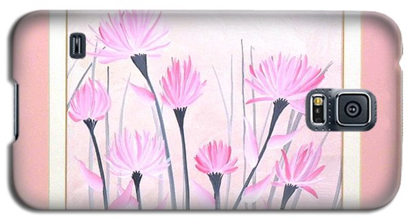 Marsh Flowers Galaxy S5 Case by Ron Davidson