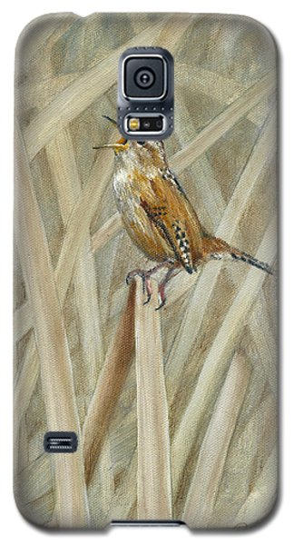 Marsh Melody Galaxy S5 Case by Rob Dreyer