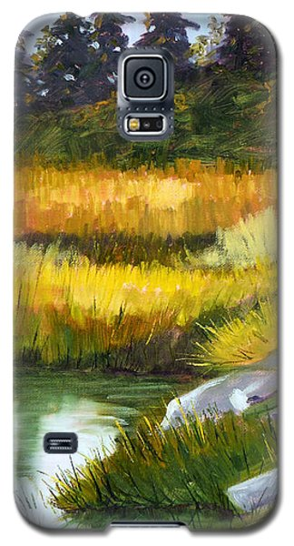 Marsh Galaxy S5 Case by Nancy Merkle