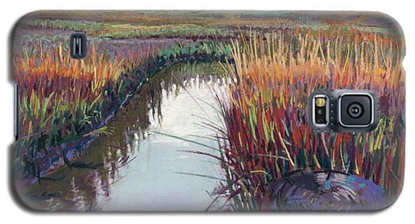 Marsh View Galaxy S5 Case