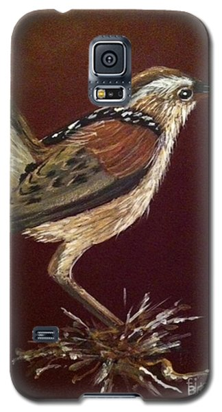 Marsh Wren Galaxy S5 Case