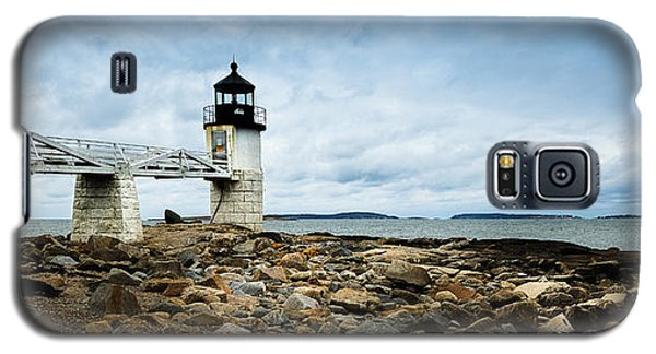 Marshall Point Lighthouse Panoramic Galaxy S5 Case