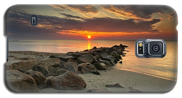 Marthas Vineyard Sunrise Galaxy S5 Case