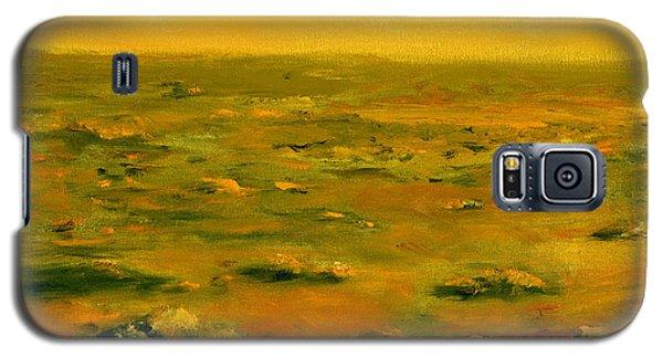 Martian Desert Landscape Art  Galaxy S5 Case