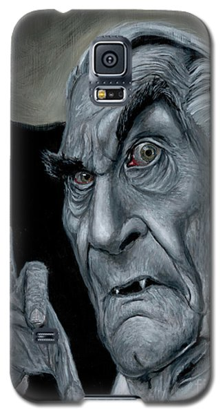 Martin Landau As Bela Galaxy S5 Case