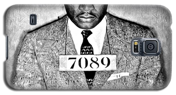 Martin Luther King Mugshot Galaxy S5 Case