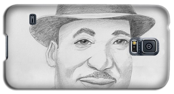 Martin Luther King Sketch Galaxy S5 Case