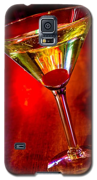 Martini At The Local Pub Galaxy S5 Case