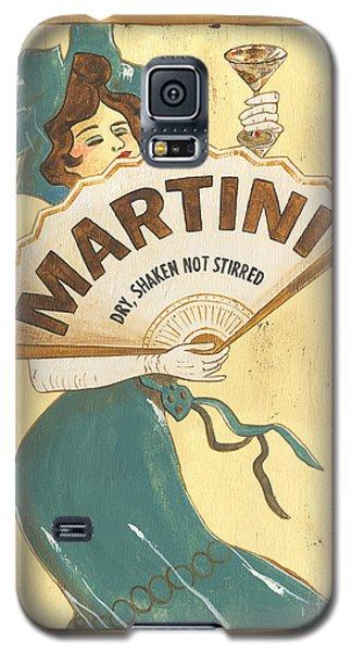 Martini Dry Galaxy S5 Case by Debbie DeWitt
