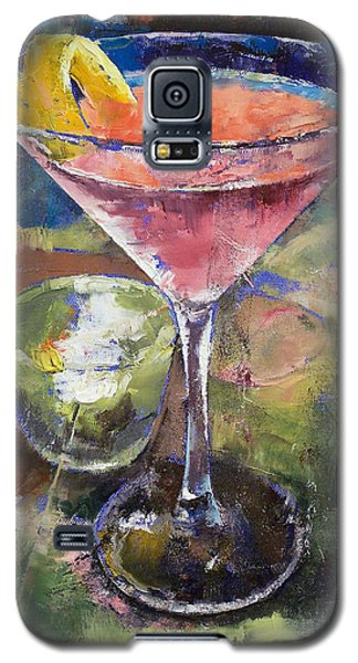 Martini Galaxy S5 Case by Michael Creese