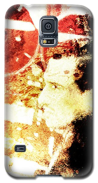Galaxy S5 Case featuring the digital art Martin's Debut by Andrea Barbieri