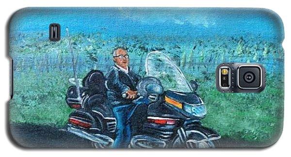 Marvins Ride Galaxy S5 Case