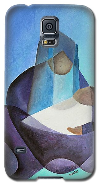 Mary And Messiah Galaxy S5 Case