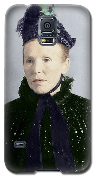 Mary Geraghty Galaxy S5 Case