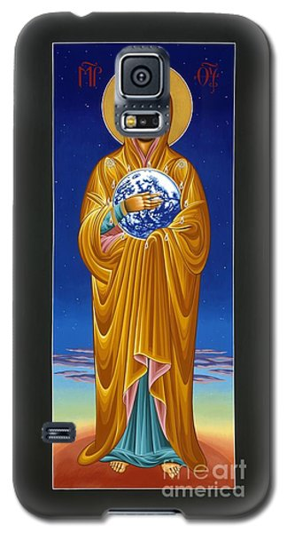 Mary Most Holy Mother Of All Nations 080 Galaxy S5 Case
