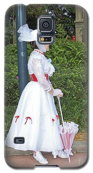 Mary Poppins - Epcot Galaxy S5 Case