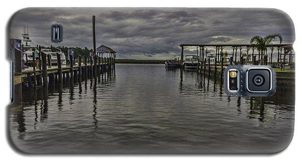 Mary Walker Marina - Stormy Skies Galaxy S5 Case by Brian Wright