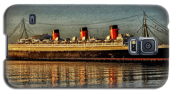 Mary Watches The Queenmary Galaxy S5 Case