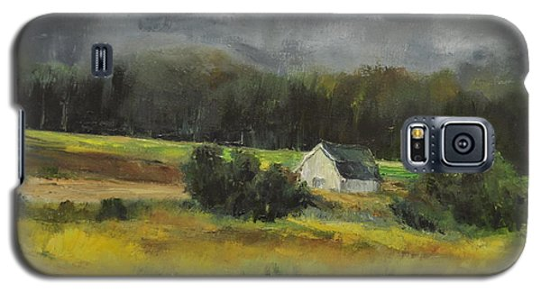 Maryland Barn Galaxy S5 Case by Lindsay Frost