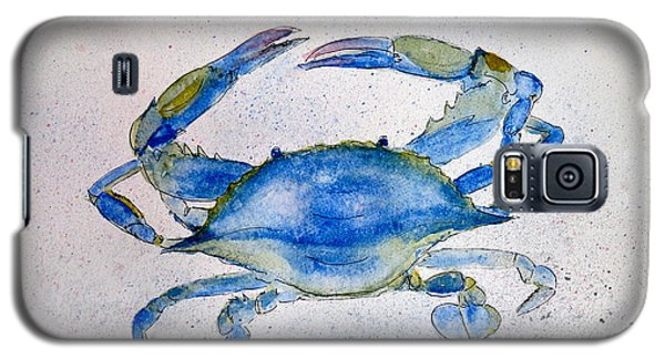 Maryland Blue Crab  Galaxy S5 Case by Nancy Patterson