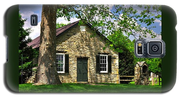 Maryland Country Churches - Fairview Chapel-1a Spring - Established 1847 Near New Market Maryland Galaxy S5 Case
