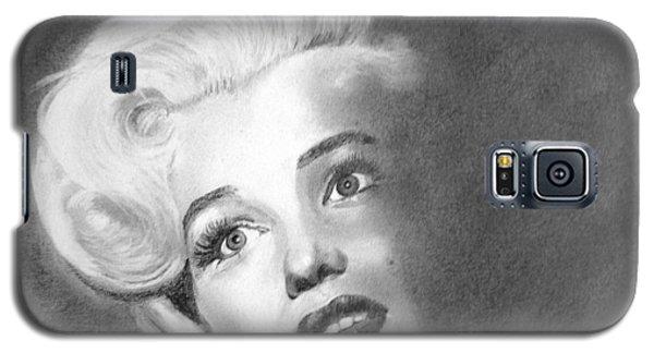 Marilyn- In The Shadows Galaxy S5 Case