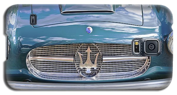 Maserati A6g 54 2000 Zagato Spyder 1955 Galaxy S5 Case by Maj Seda