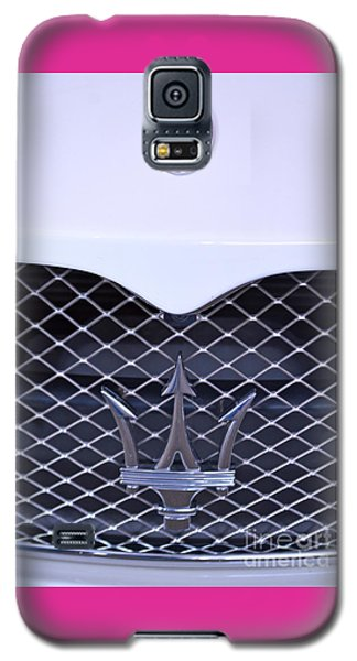 Maserati Emblems Galaxy S5 Case