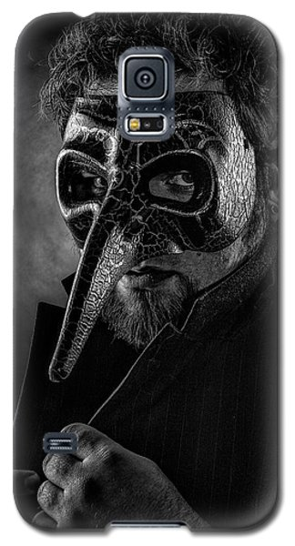 Mask Of The Red Death Galaxy S5 Case