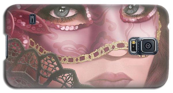 Masked Iv Galaxy S5 Case