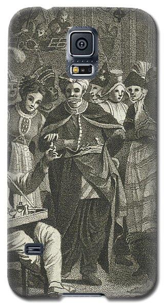 Masquerade, Lambertus Antonius Claessens Galaxy S5 Case
