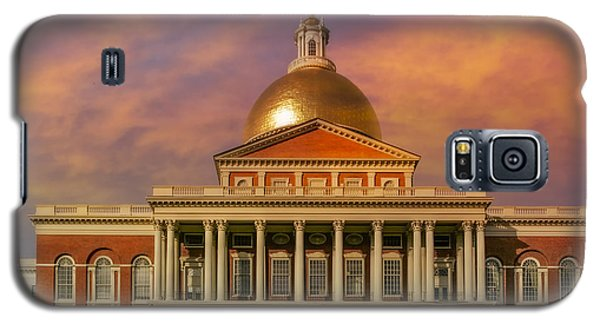 Massachusetts State House Galaxy S5 Case