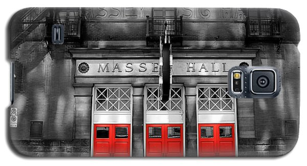 Massey Hall 1 Galaxy S5 Case