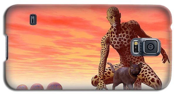 Master And Servant - Surrealism Galaxy S5 Case