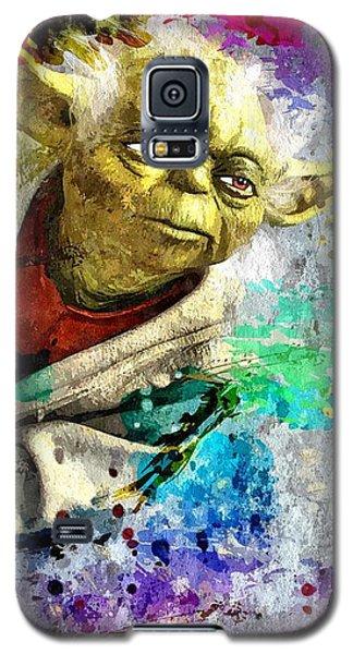 Master Yoda Galaxy S5 Case
