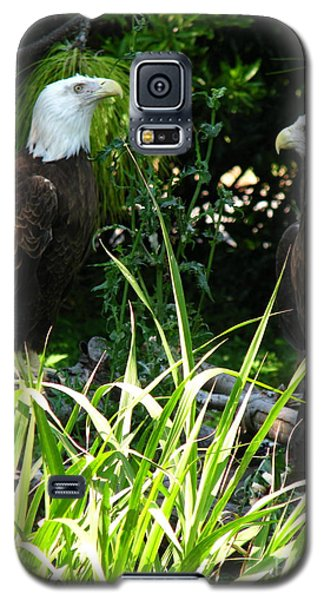 Galaxy S5 Case featuring the photograph Mates by Greg Patzer