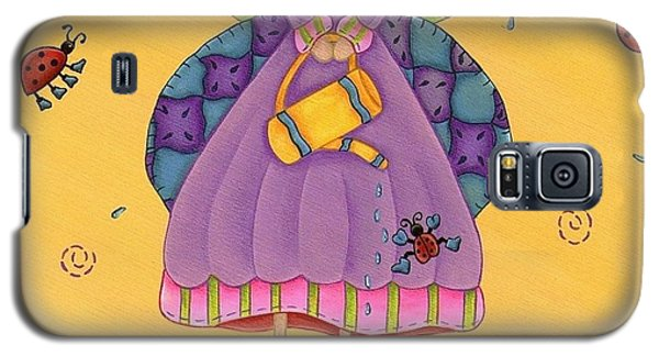 Matilda Galaxy S5 Case by Tracy Campbell