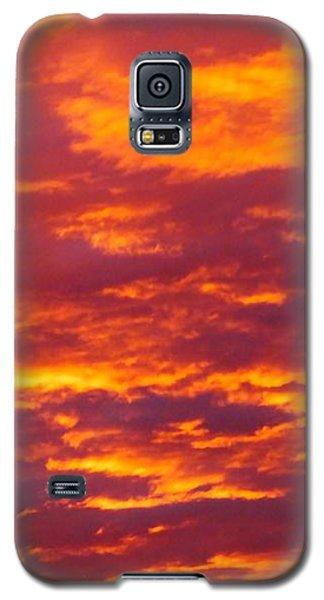 Matin De Feu Galaxy S5 Case