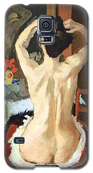 Matisse's La Coiffure Galaxy S5 Case