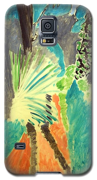 Matisse's Palm Leaf In Tangier Galaxy S5 Case