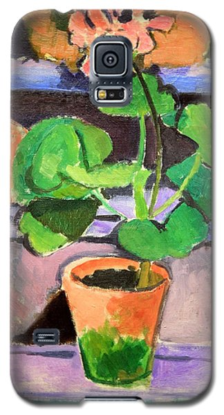 Matisse's Pot Of Geraniums Galaxy S5 Case