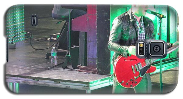 Galaxy S5 Case featuring the photograph Matthew West At Winterjam by Aaron Martens