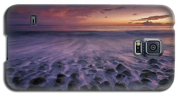 Galaxy S5 Case featuring the photograph Maui Glow by Hawaii  Fine Art Photography